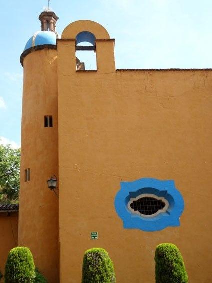 Messico san miguel de allende gianpaolo bonomi for Palazzo in stile messicano