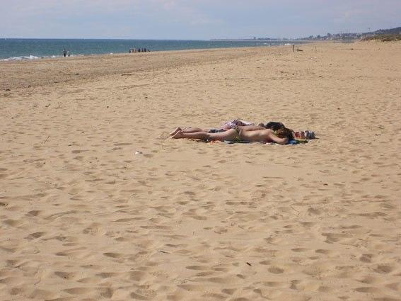 Spiagge (quasi) deserte lungo lo Stretto