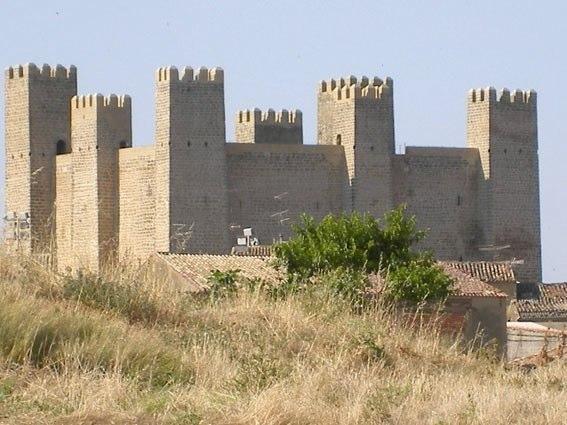 Castelli di Spagna....