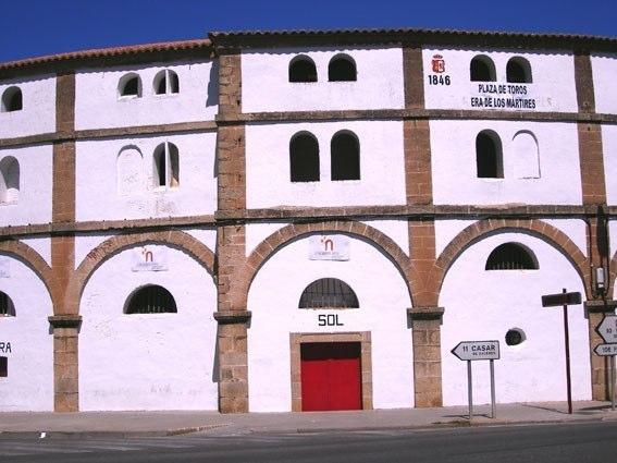 Plaza de Toros di Caceres