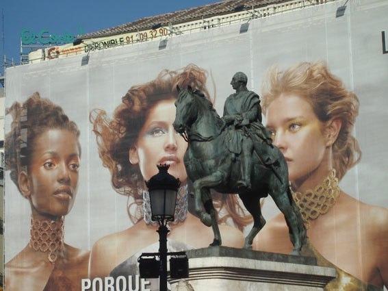 """Carlos III.... a San Siro mancherà solo il """"re architetto"""""""