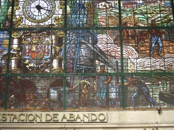 Stazione di Bilbao