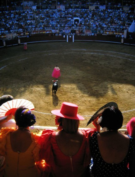 Tarde de Toros a Pamplona....