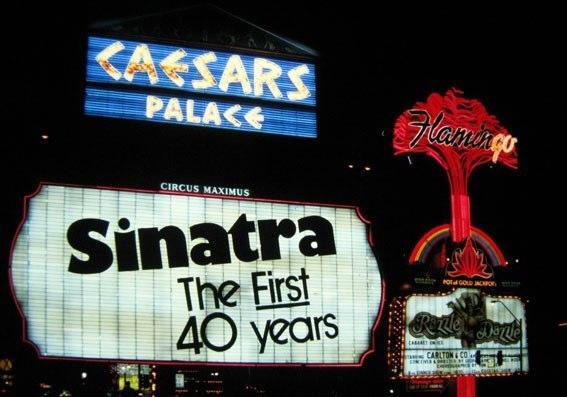 Ma c'è chi preferisce la Vita Vita di Las Vegas (detta anche Lost Wages, stipendi ersi...)