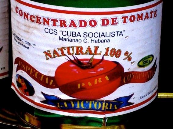 Pommorola cubana (vedi la vicenda della Pommarola olandese.)
