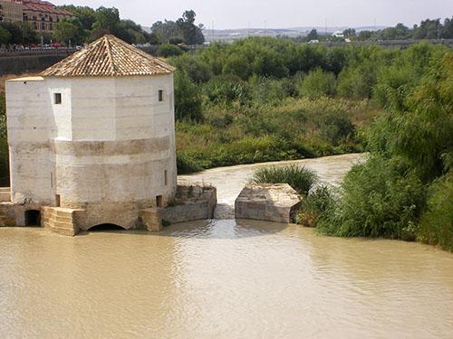 Molino sul Guadalquivir, a Cordoba