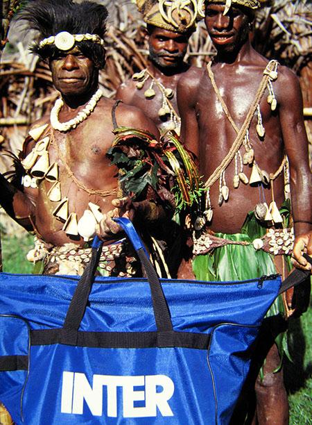 inter ... missionariato nella Papua Nuova Guinea
