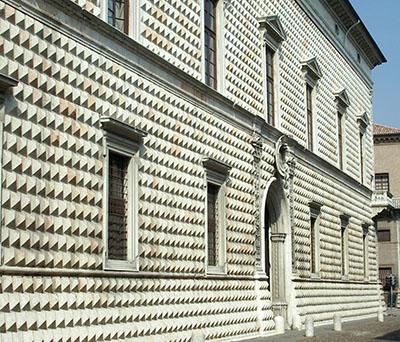 Ferrara, palazzo dediamanti