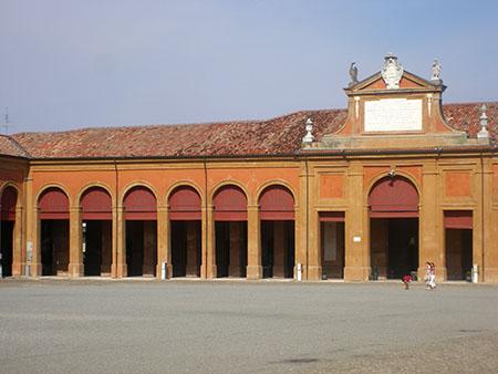 Lugo, Pavaglione