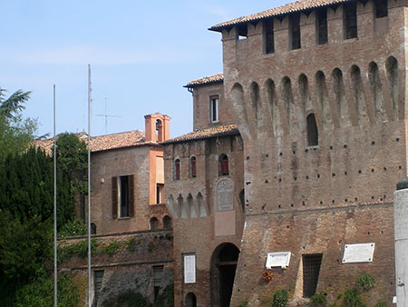 Lugo, la Rocca
