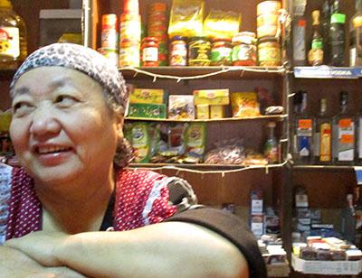 Ridanciana bottegaia kazaka
