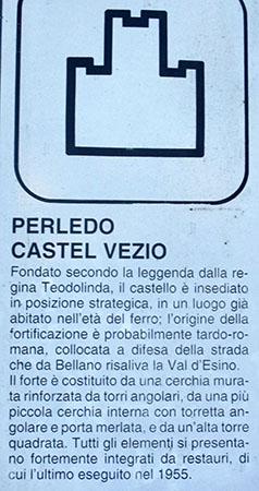 lago Como Castel Vezio detto di Teodolinda rid