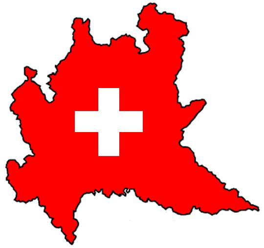 La Lombardia... svizzera...