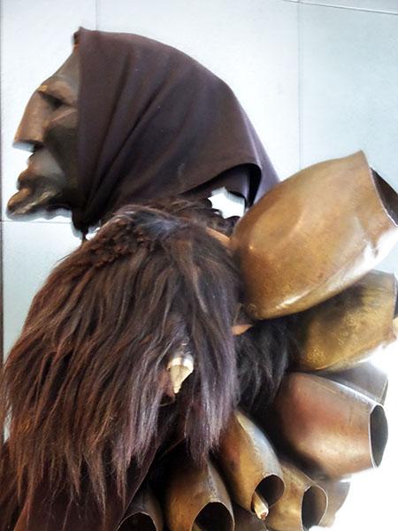 Mamoiada, Museo delle maschere
