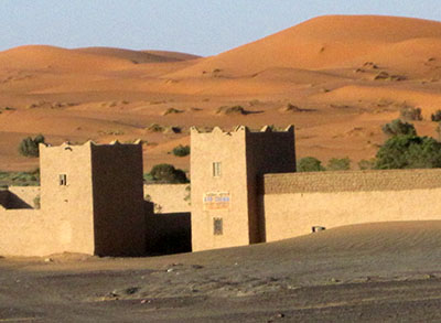 Deserto a Erfoud
