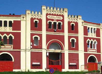 Merida, Plaza de Toros