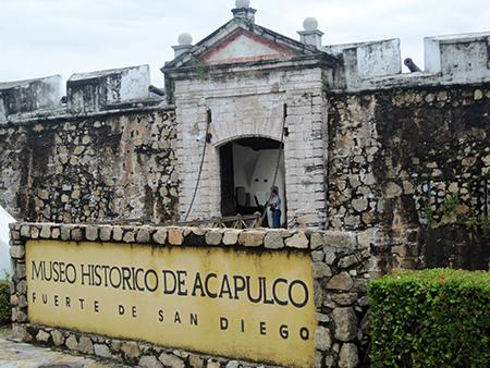 Fuerte ad Acapulco