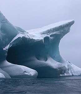 mondo Antartide Elm Alfredo Merino