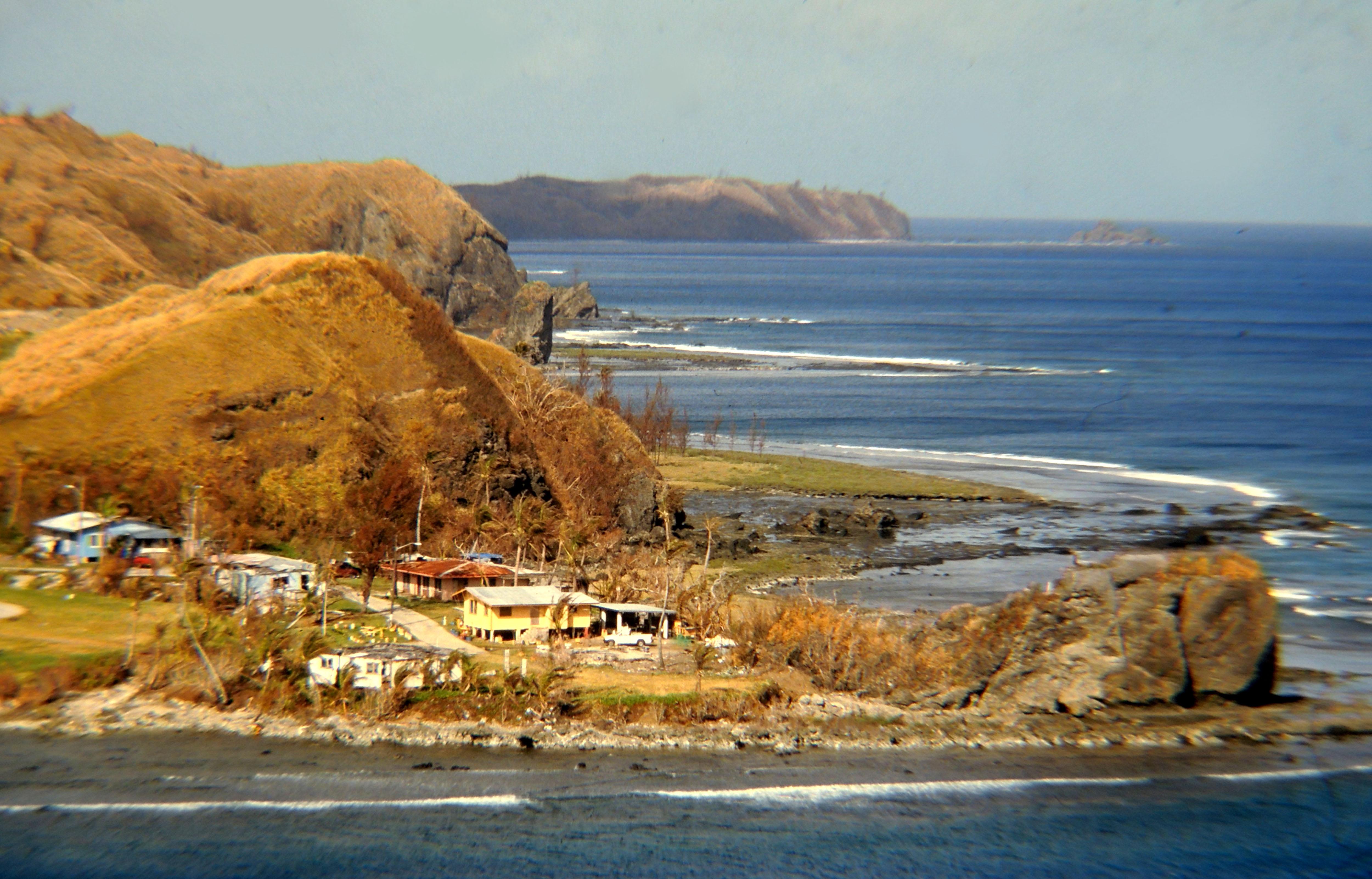 Guam, dove sbarcò Magellano