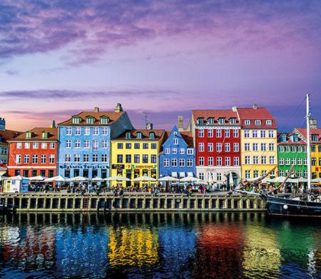 mondo danimarca Nyhavn Harbour Visit Denmark rid