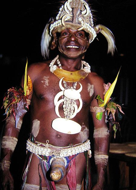 Forse non è delle Vanuatu, ma sono stato anche là.....
