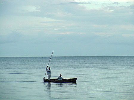 nicaragua - Managua - Lago Cocibolca