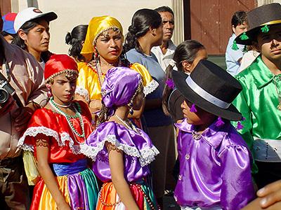 nicaragua - Masaya - Baile 1