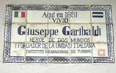 Garibaldi a Granada....