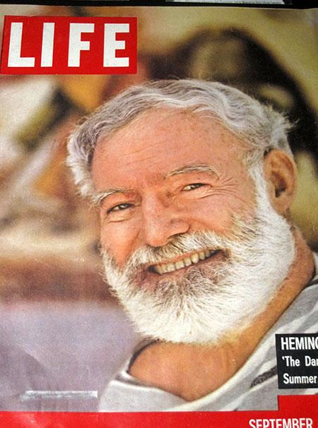 Grande concorso nazionalpopolarsanremese a premi: è + intelligente Totti o Hemingway?