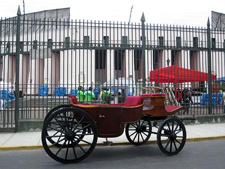 Lima, plaza de Toros del Acho