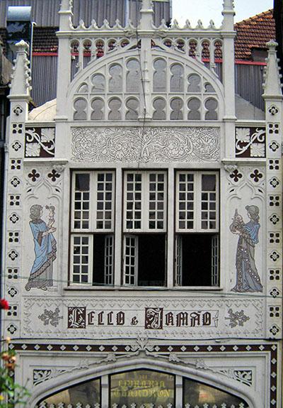 Porto, libreria Lello