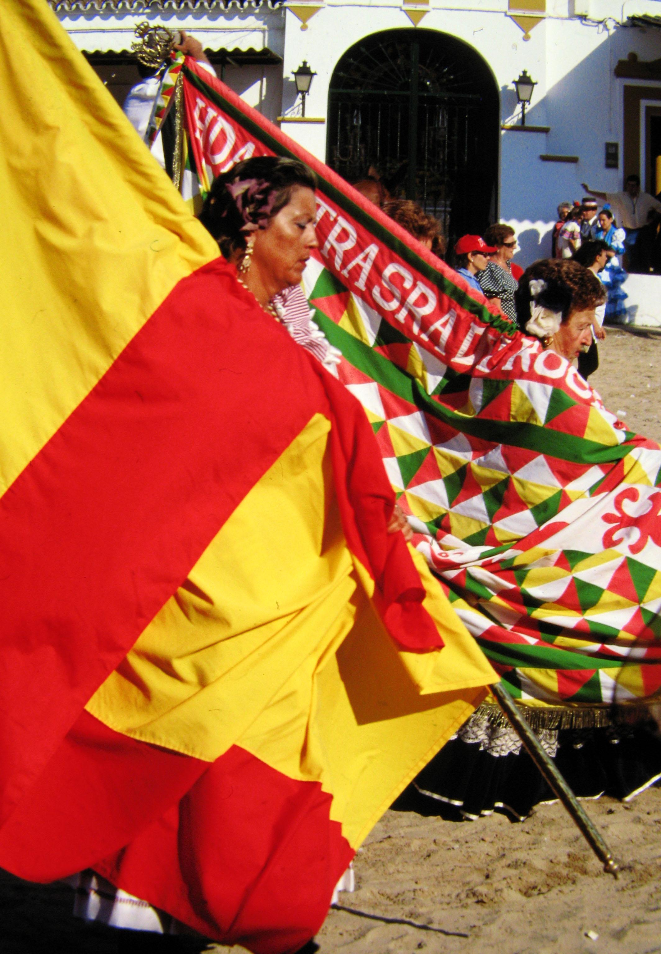 Rocìo... provincia di Huelva....