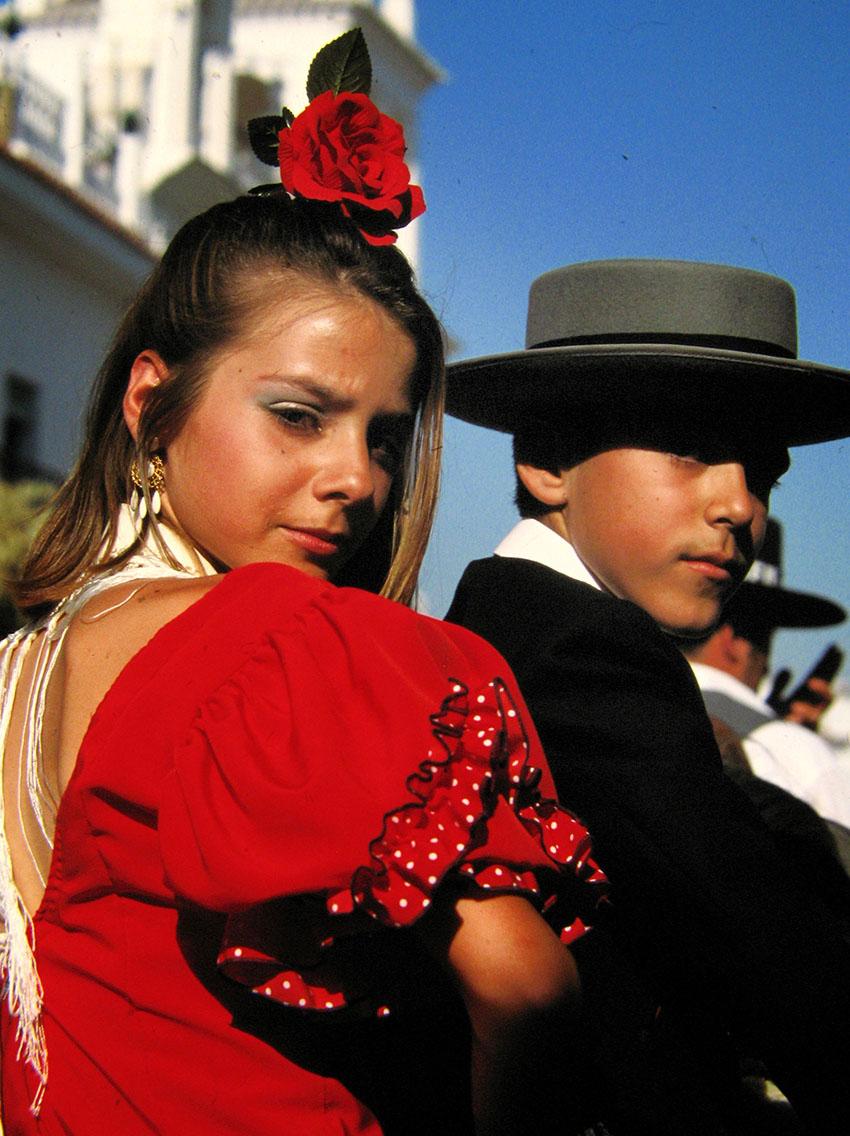 Folklore, pellegrinaggio al Roc¡o