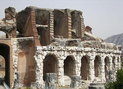 Santa Maria Capua Vetere, anfiteatro