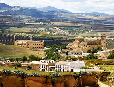 spa Andalucia - Osuna rid