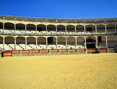 Ronda,plaza de toros