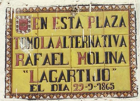 toros - plaza v baeza