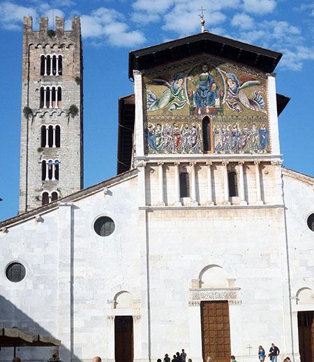 E Lucca (San Frediano....)...