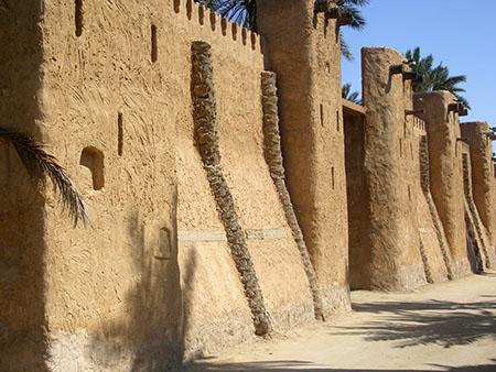 Mura di Tozeur
