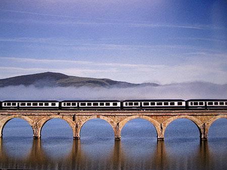Il treno El Transcantabrico