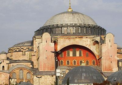 Istanbul anatn Costantinopoli, santa Sofis