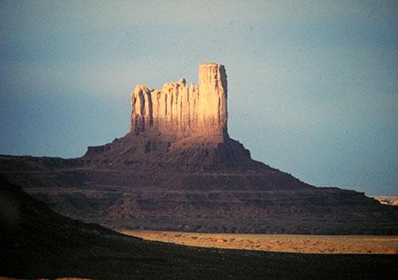 L'arcinota Monument Valley (dei western di John Ford... arrivano i nostri!!!)