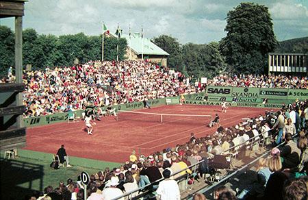 Svezia, tennis a Baatad