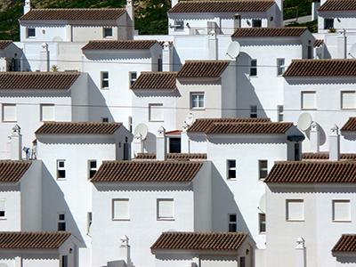 Un Pueblo Blanco andaluso....