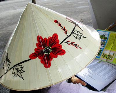 vietnam copricapo